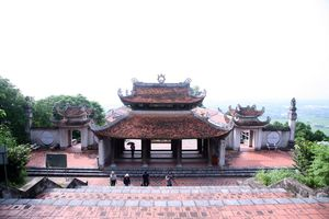 Thăm đền Cao An Phụ