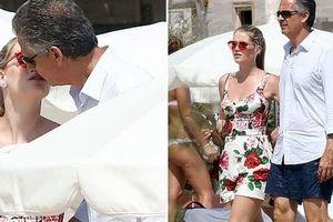 Cháu Diana sắp cưới ông trùm thời trang