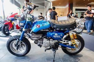 Honda Monkey 125 nổi bật tại cuộc thi xe độ dành cho phân khối lớn