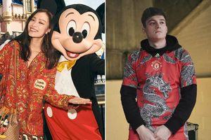 4 BST đặc biệt in hình chuột Mickey, rồng phượng mừng Tết Canh Tý 2020