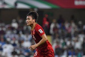 AFC đánh giá cao Quang Hải tại VCK U23 châu Á 2020