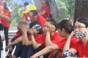 Toàn huyện Sóc Sơn còn 186 giáo viên hợp đồng lâu năm chờ xét đặc cách