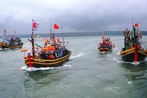 Lễ hội Cầu ngư Phan Thiết là di sản văn hóa phi vật thể quốc gia