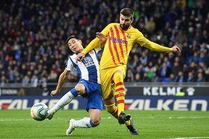 'Messi Trung Quốc' khiến Barca ôm hận trước đội cuối bảng