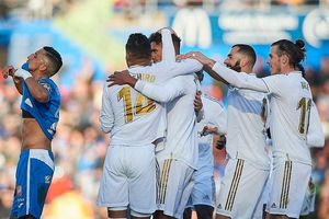 Thắng '3 sao', Real Madrid đua gắt với Barca