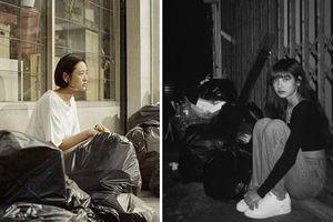 Trend chụp ảnh... cùng rác của Lisa (BLACKPINK) khiến netizens quốc tế xôn xao, đến khi fan Thái lên tiếng giải thích thì mới vỡ lẽ