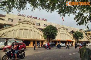 Kỳ lạ nơi bốn khu chợ nằm cạnh nhau 'độc' nhất Hà Nội