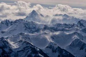 1.000 du khách bị kẹt ở núi Alps, Pháp