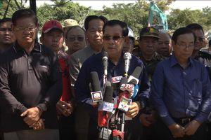 Thủ tướng Campuchia công bố nguyên nhân gây sập tòa nhà 7 tầng