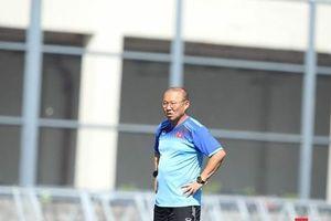 Danh sách sơ bộ của HLV Park Hang-seo khiến AFC dính 'việt vị'