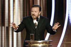 MC Quả cầu vàng 2020 'đá đểu' toàn bộ sao Hollywood