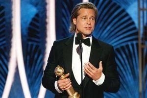 Brad Pitt và những chiến thắng lịch sử tại Quả cầu vàng 2020