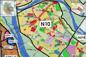 Hà Nội: Điều chỉnh cục bộ Quy hoạch phân khu đô thị N10 quận Long Biên