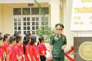 Những lớp học 'Hoàng Sa, Trường Sa'