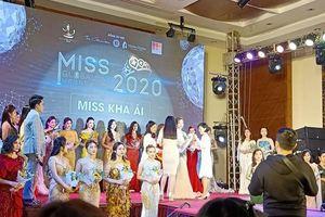 Ốc Thanh Vân làm MC cho cuộc thi nhan sắc 'chui' ở khách sạn