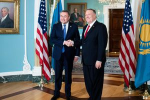 Giải mã chuyến thăm Kazakhstan của Ngoại trưởng Mỹ