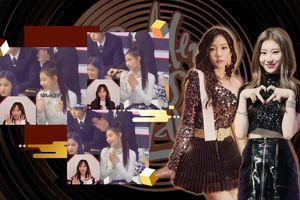 Chaeryeong (ITZY) gây chú ý với phản ứng đáng yêu khi xem clip Taeyeon (SNSD) nhận giải tại GDA 2020