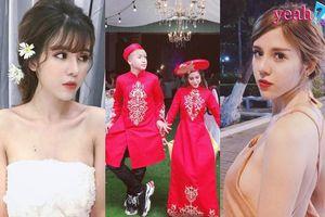 Tất tần tật thông tin về vợ sắp cưới là hotgirl 'lai Tây' sở hữu thân hình nóng bỏng của Vlogger Huy Cung