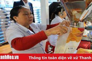 Phát triển 200 điểm cửa hàng bán gạo an toàn