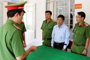 Bắt cựu giám đốc Agribank chi nhánh Trà Vinh