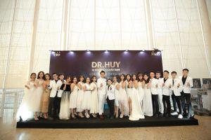 Chiêm ngưỡng công nghệ làm đẹp triệu đô tại Dạ Tiệc Trắng - Doctor Huy