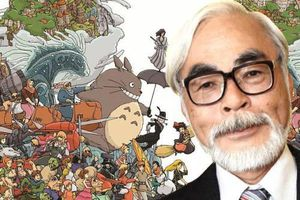Huyền thoại hoạt hình Nhật Bản chỉ làm được một phút phim mỗi tháng