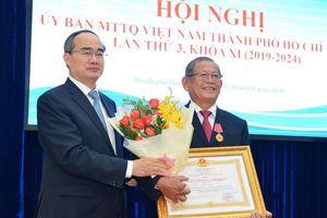 Bí thư Thành ủy TPHCM Nguyễn Thiện Nhân: Xây dựng đề án Nhân dân giám sát Đảng, Chính quyền