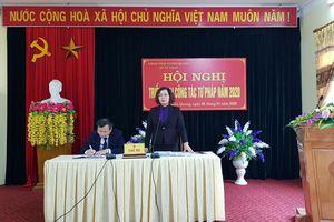 Sở Tư Pháp Tuyên Quang triển khai công tác tư pháp năm 2020
