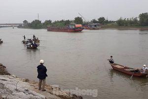 Chìm thuyền trên sông Trà Lý, hai vợ chồng thuyền chài tử vong