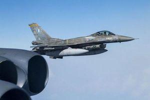 Hy Lạp nâng cấp số lượng lớn chiến đấu cơ F-16
