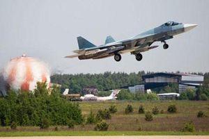 Báo Anh tố Nga gây hấn khi thử vũ khí cho Su-57