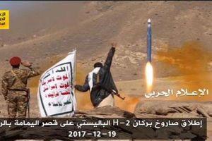 Houthi tổng kết 2019: Bắn hạ 7 chiến đấu cơ Mỹ, Saudi