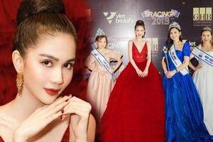 Động thái bất ngờ của Ngọc Trinh về việc bảo trợ cuộc thi hoa hậu chui