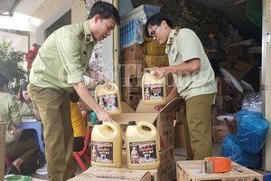 BCĐ 389 Đà Nẵng xử lý hơn 6.400 vụ buôn lậu, gian lận thương mại và hàng giả