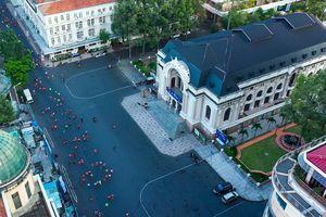 Khởi động Giải Marathon Quốc Tế TP. Hồ Chí Minh Techcombank 2020