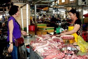 Bình ổn thị trường mặt hàng thịt heo