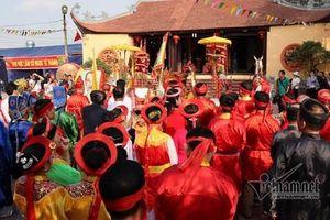 Bắc Ninh: 4 năm không thực hành nghi lễ chém lợn trong lễ hội làng Ném Thượng