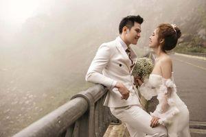 Ảnh cưới ở Đà Lạt của diễn viên Minh Anh