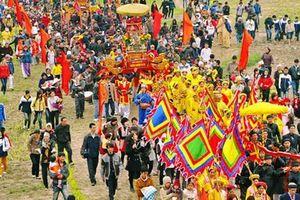 Nhiều nét mới ở lễ hội Tản Viên Sơn Thánh