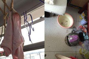 Nữ sinh ngán ngẩm vì bạn cùng phòng KTX 'bốc mùi'