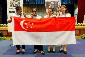 Sinh viên Việt Nam giành Huy chương vàng Cuộc thi Pha chế Cà phê quốc tế