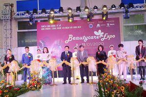Công nghệ mới nhất được cập nhật tại Vietnam BeautycareExpo 2020