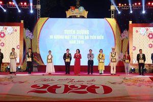 Hà Nội tuyên dương 10 gương mặt trẻ Thủ đô tiêu biểu