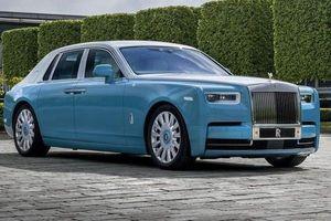 Rolls-Royce lập kỷ lục bán nhiều xe nhất trong lịch sử
