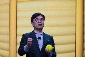 Samsung công bố mẫu robot mới tại CES 2020