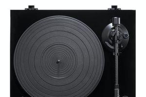 Audio Technica AT-LPW50PB: Mâm than luôn cần, kim, phono, giá sốc 399USD