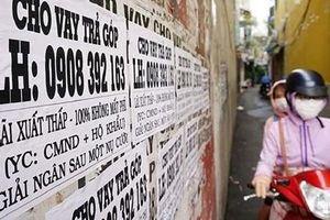 Chủ động tấn công tội phạm hình sự và 'tín dụng đen'