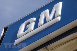 GM thông báo doanh số tại Trung Quốc sụt giảm mạnh nhất