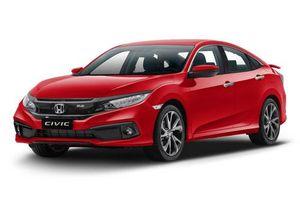 Cập nhật bảng giá ôtô Honda tháng 1/2020