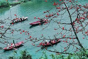 Giữ nguyên giá vé thăm quan Chùa Hương là 80.000 đồng/người